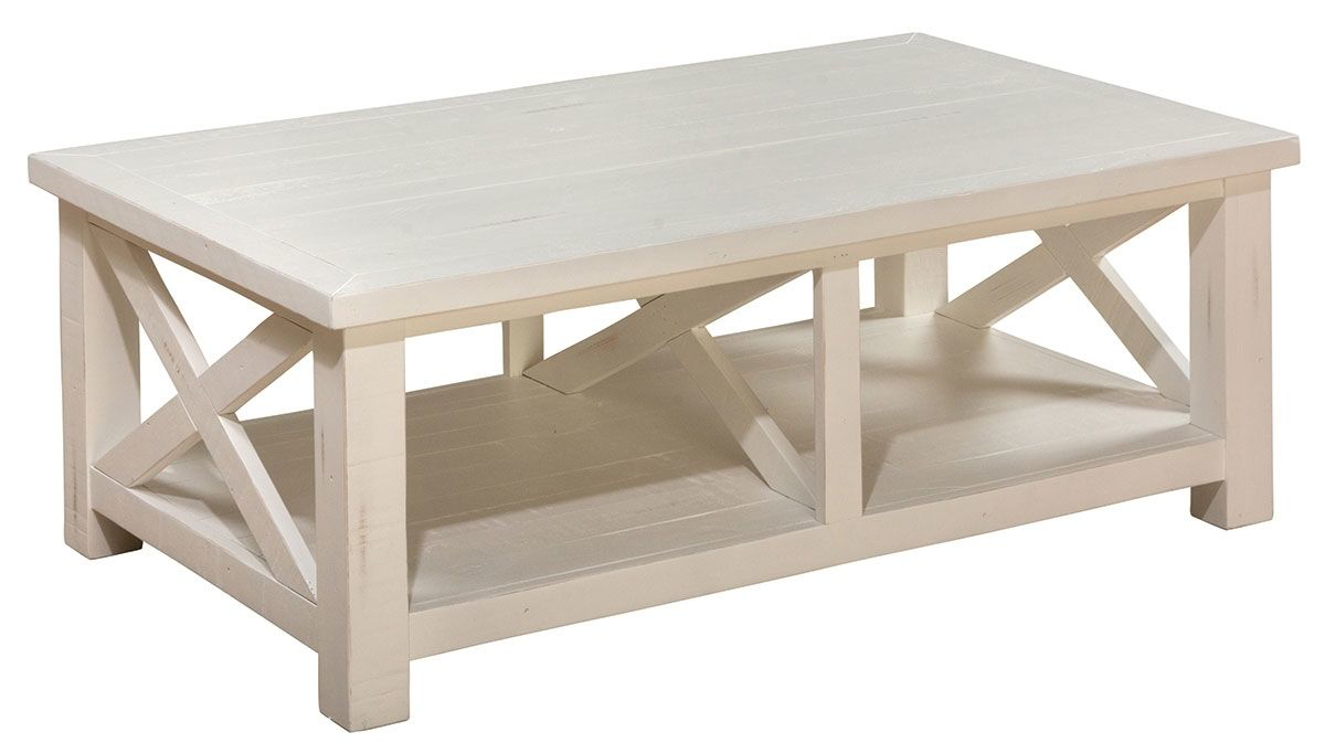 Picture of Madaket Reclaimed Pine Cocktail Table
