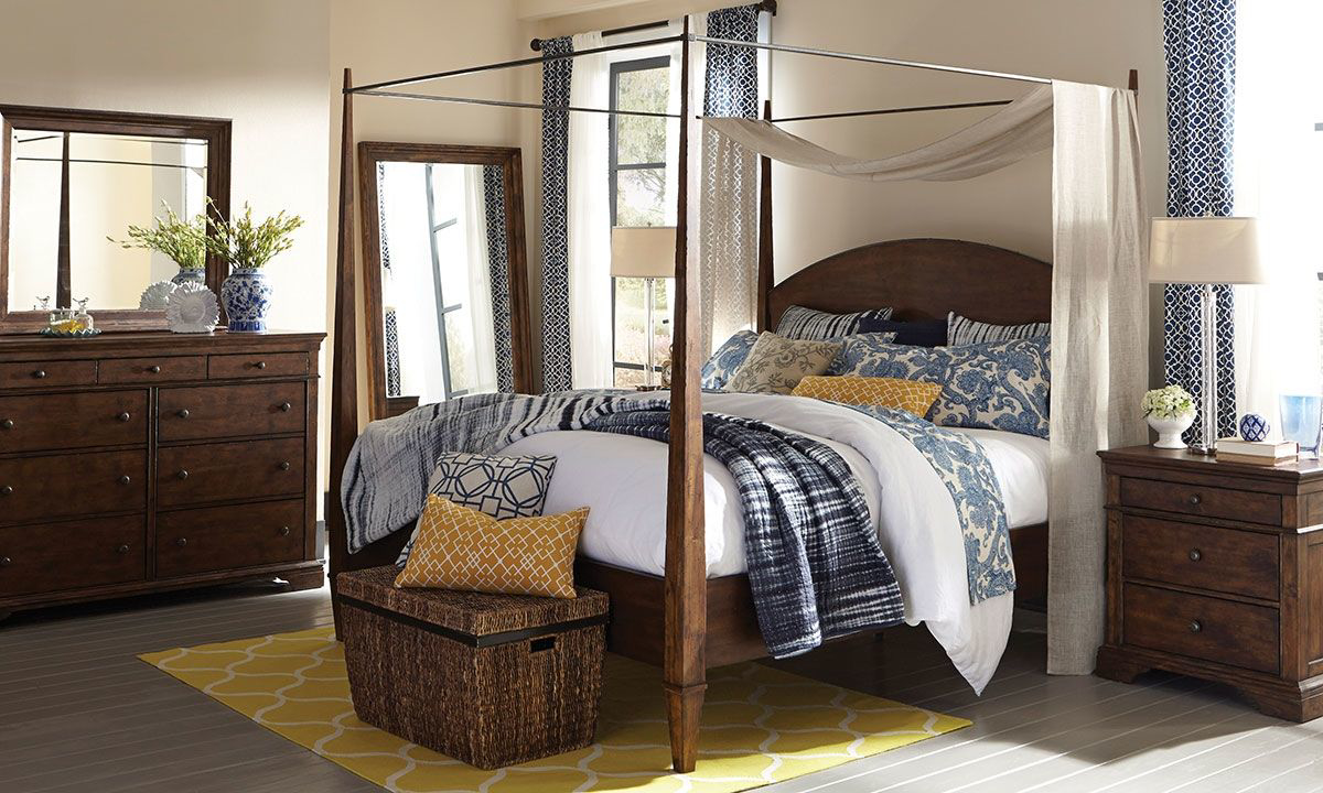 Picture of Trisha Yearwood Collection Jasper Queen Bed