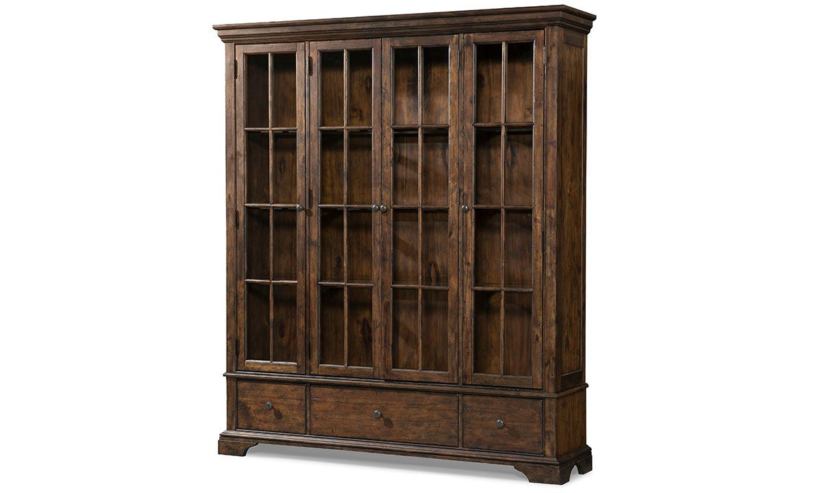 Picture of Trisha Yearwood Monticello China Cabinet