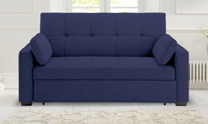 Nantucket Queen Sleeper Sofa Navy