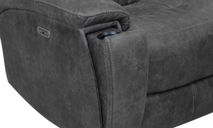 Picture of Power Reclining Transformer Sofa with Power Headrest