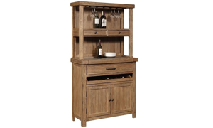 Picture of Oozlefinch Mill Creek Blonde Storage Cabinet