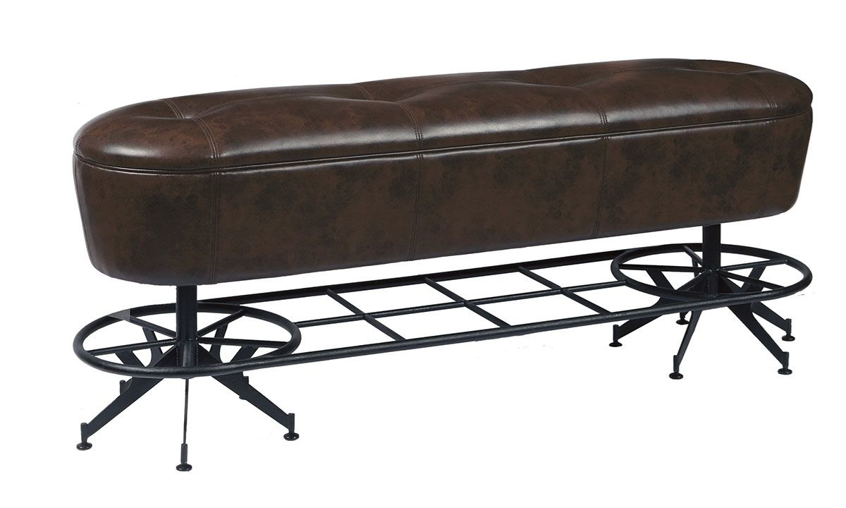 Picture of Oozlefinch Old Comfort Counter Height Bench