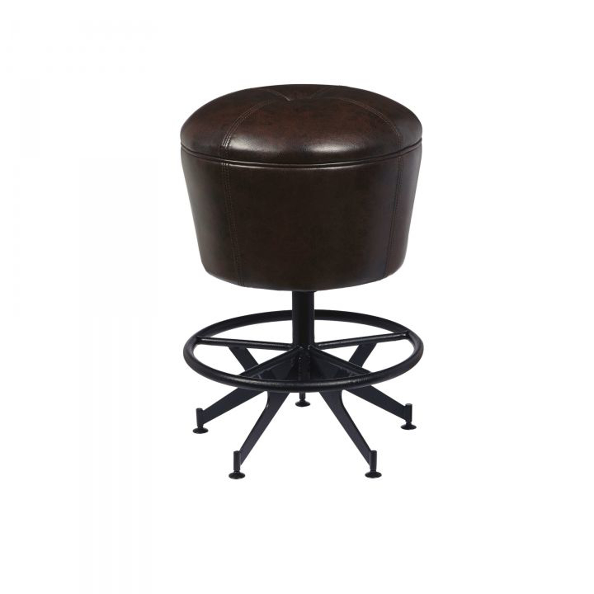 Picture of Oozlefinch Old Comfort Swivel Counter Height Stool