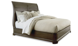 Picture of A.R.T. St. Germain Queen Platform Sleigh Bed
