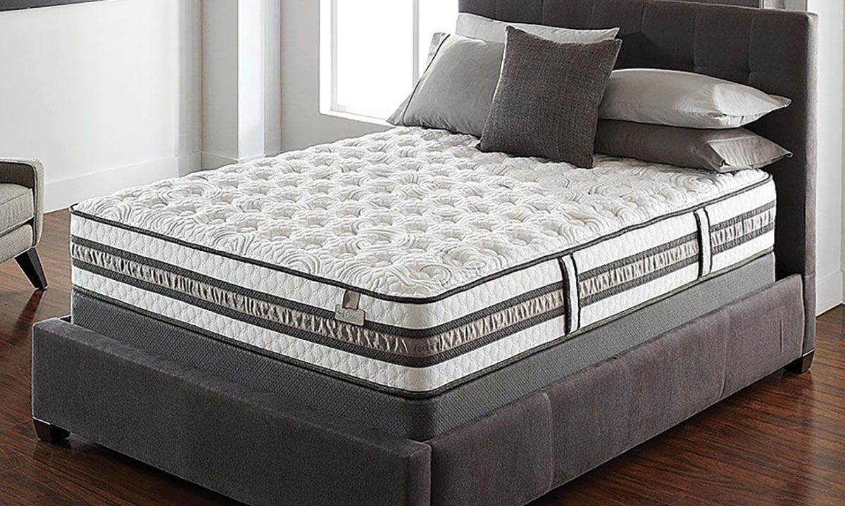 """Picture of Serta iSeries Firm 14"""" King Innerspring Mattress"""