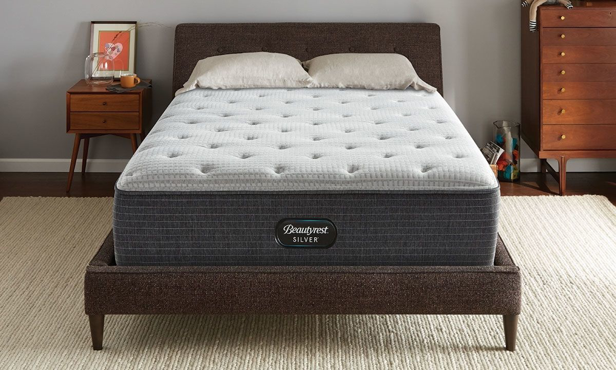 "Picture of Simmons Beautyrest Silver 900 Firm 12.5"" Full Mattress"