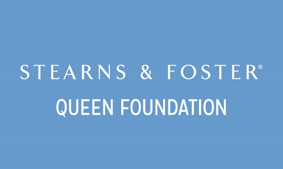 "Stearns & Foster Queen 9"" Foundation"