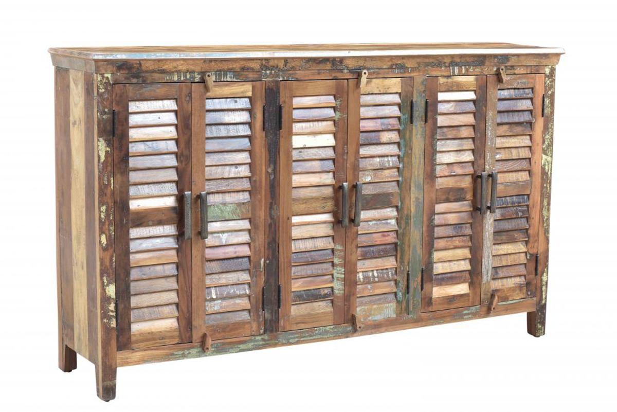 Picture of Babul Handmade Solid Wood Sideboard