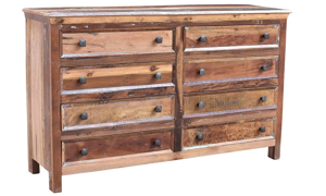 Picture of Mumbai Handcrafted Solid Wood Dresser