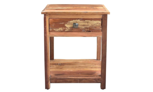 Picture of Nepal Handcrafted Solid Wood End Table