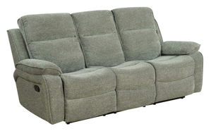 Picture of Klaussner Castaway Reclining Sofa with Drop Down Table