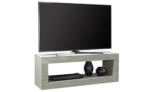 Aspenhome Nova Grey Open Console Tables