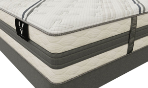 "VERITAS VH3000 Plush Hybrid 13"" California King Mattress"