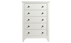 Intercon Tahoe Seashell Five-Drawer Chest