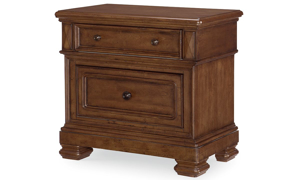 Legacy Classic High Street 2-Drawer Nightstand