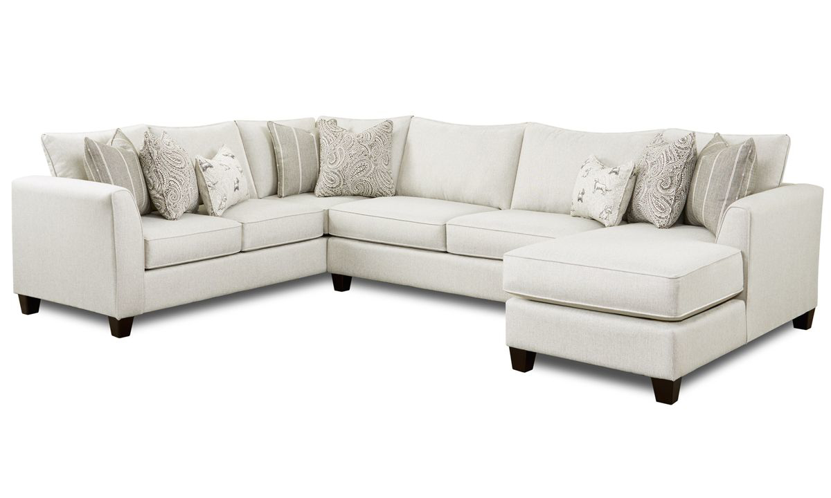 Homecoming Stone 3-Piece Sectional