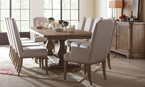 Rachael Ray Home Monteverdi Trestle Table
