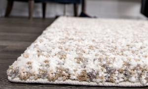 Chaima Ditto White Area Rugs