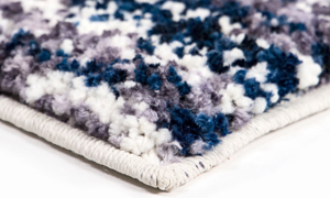 Chaima Madrid Denim Area Rugs