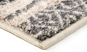 Zora Pinnacle Cloud Grey Area Rugs