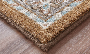 Karastan Exeter Newbridge Brown Area Rugs