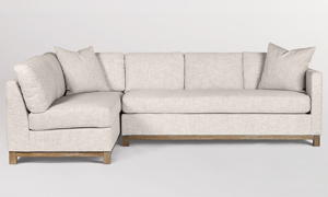 Picture of Alder & Tweed Clayton Alabaster LAF Sectional