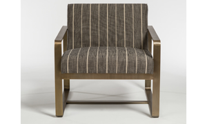 Alder & Tweed Empire Dusk Accent Chair