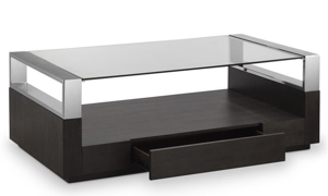 Magnussen Home Revere Graphite Cocktail Table