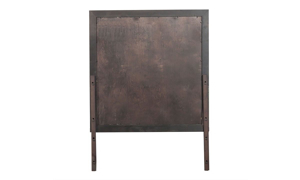 Picture of Beckham Rustic Contemporary Mirror