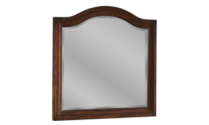 Picture of Stonebrook Brown Landscape Mirror
