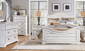 Picture of Stonebrook White 7-Drawer Dresser White