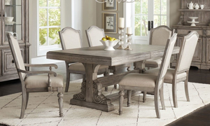 Windmere Grey Dining Table