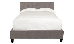 Parker House Jody Cornflower Tufted Upholstered King Bed