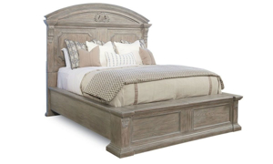 Picture of A.R.T. Architectural Salvage King Storage Bed