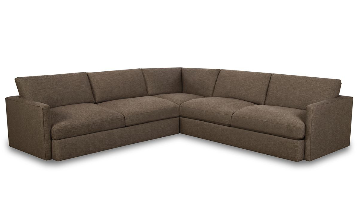 Lincoln Park Coffee 3-Piece Sectiona