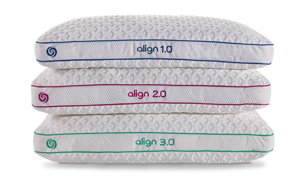Bedgear Align Pillow Collection
