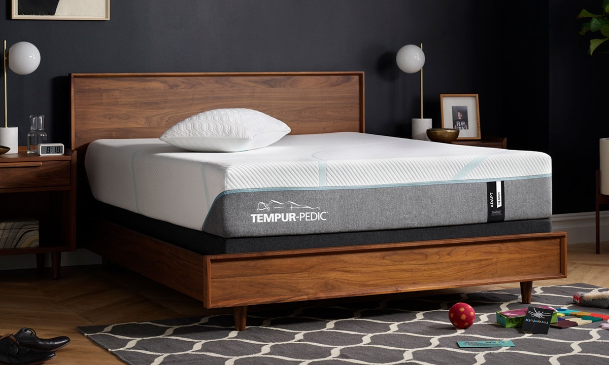 "TEMPUR-Adapt® Medium Memory Foam 11"" Mattresses"