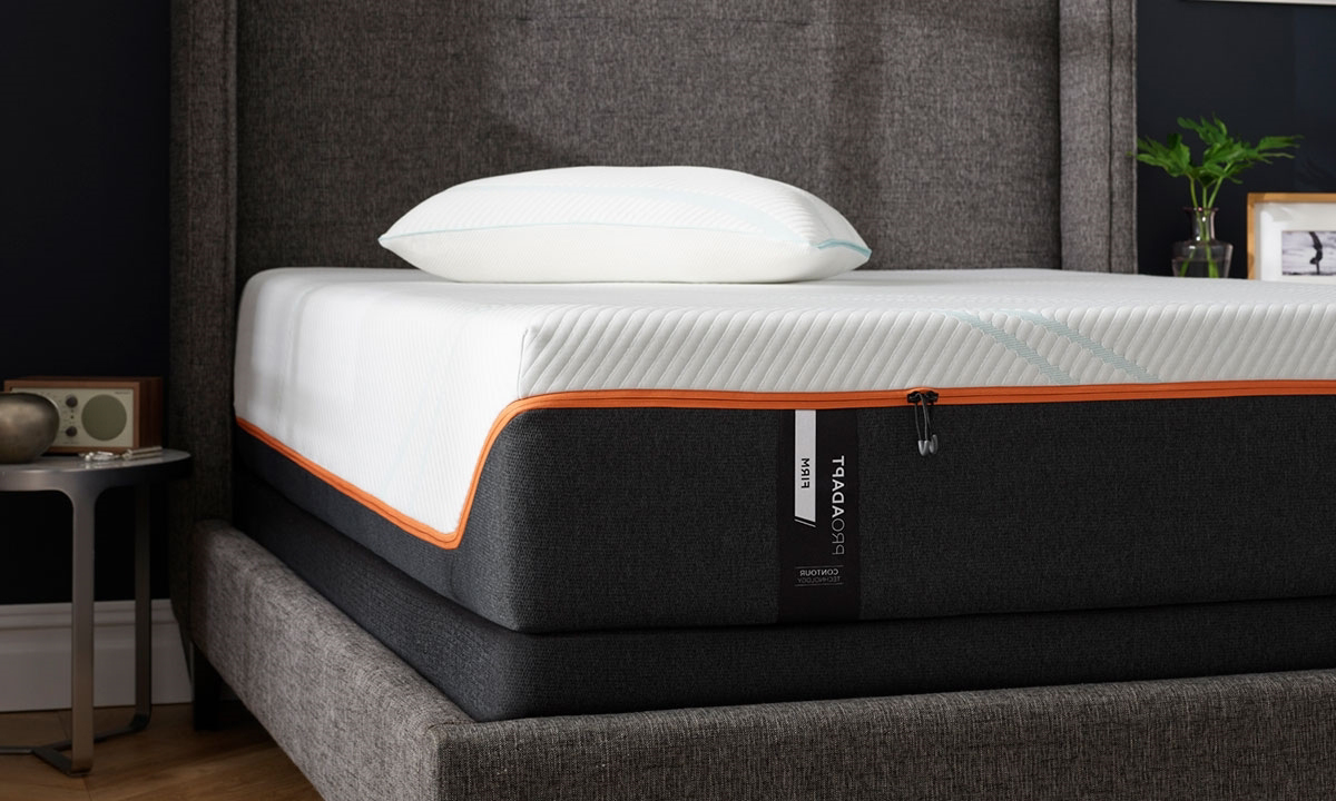 "TEMPUR-ProAdapt™ Firm Memory Foam 12"" Mattresses"