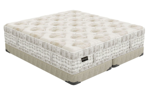 "Aireloom Kelsey Side-Stitched Plush 15"" Mattresses"