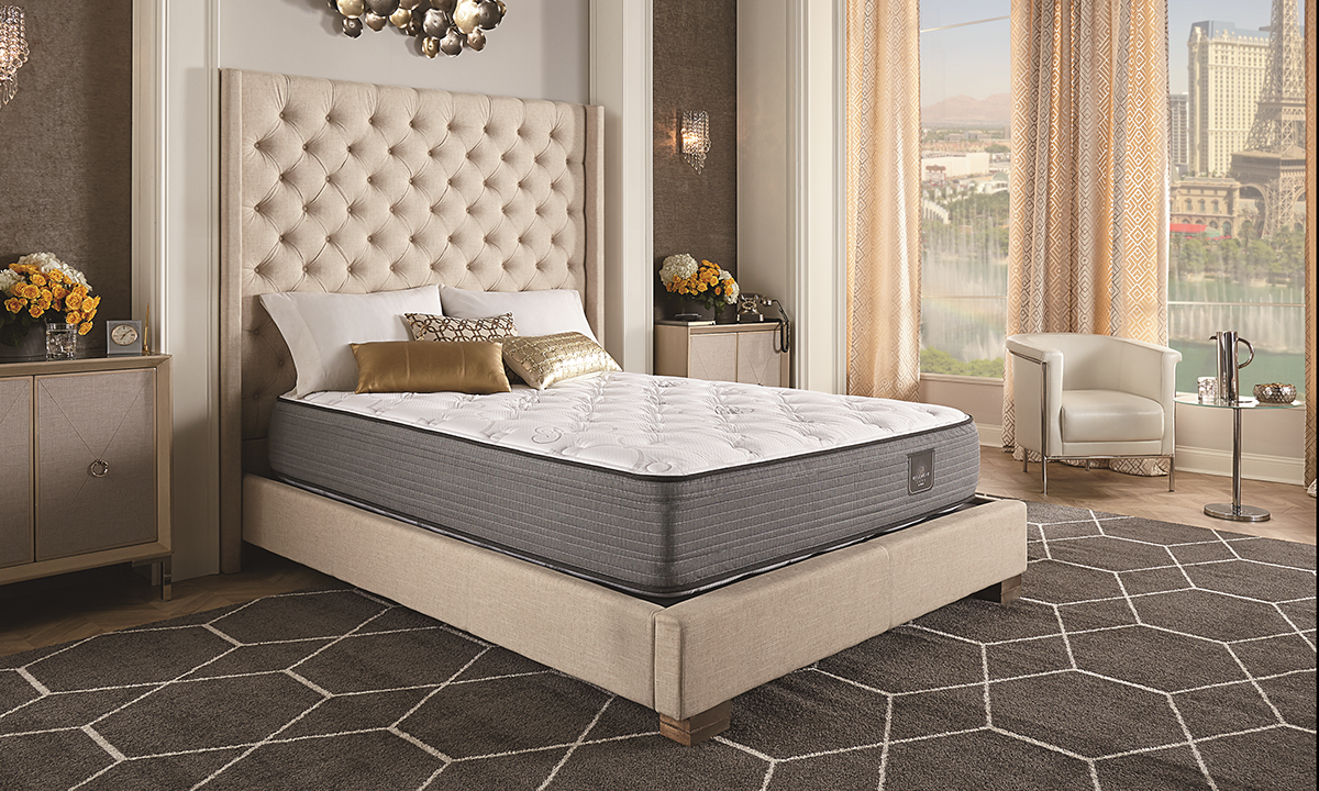 """Serta® Bellagio® Luxe Firm 14"""" Two-Sided Mattresses"""