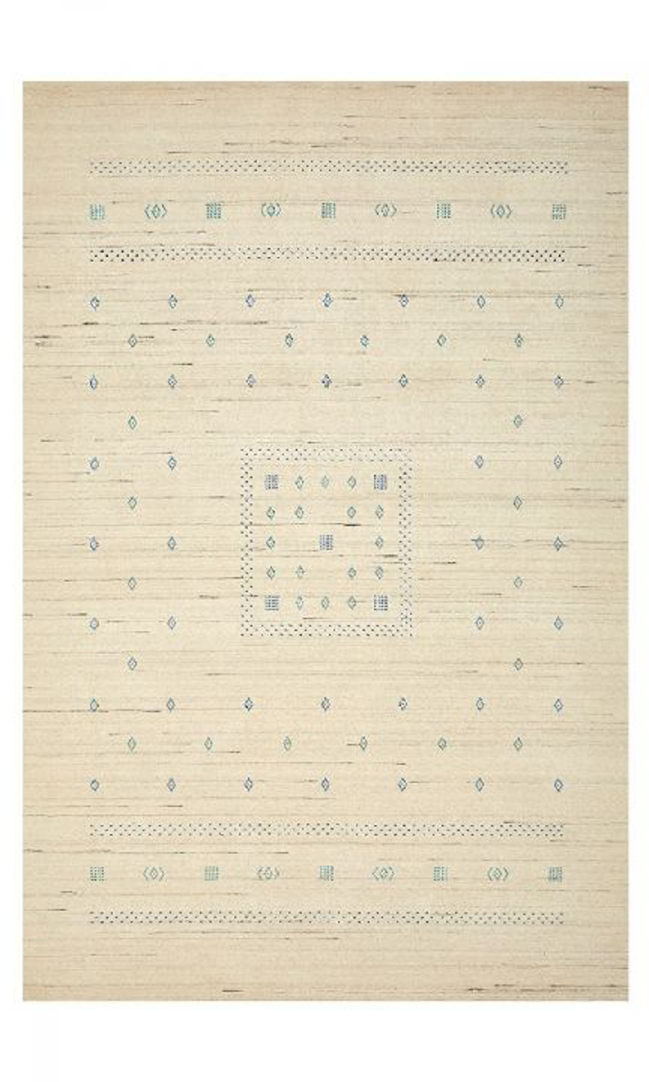 Picture of Marjan Samantha Snow 8x10 Area Rug