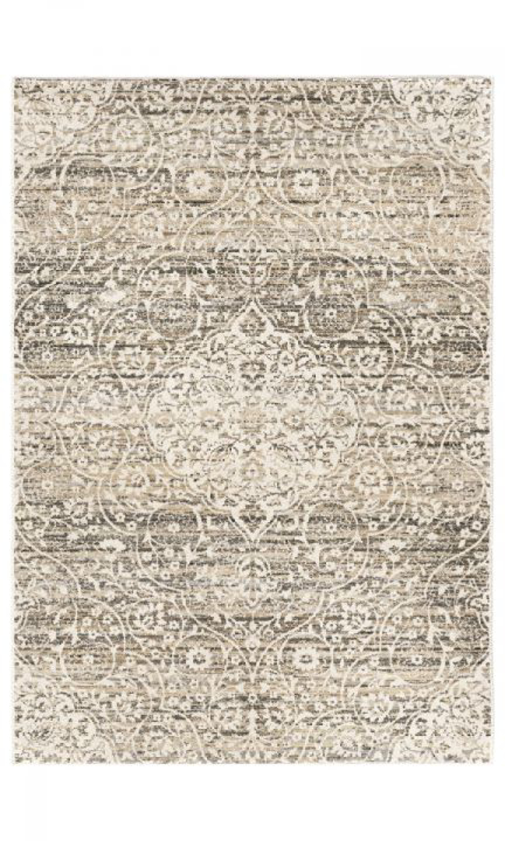 Picture of Zora Center Kirman Natural Area Rugs