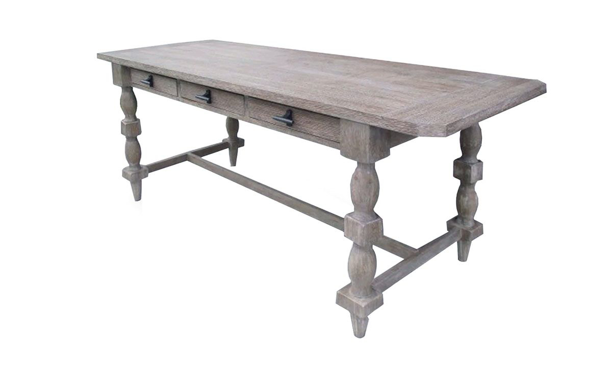 Picture of West Hampton Grey Counter Height Dining Table