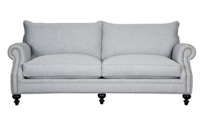 Carolina Custom Sherwood Sofa Stone