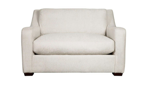Handmade in the USA the Danfield Linen chair is affordable and durable.
