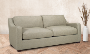 Carolina Custom Danfield Sofa Flax