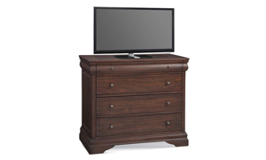 Louis Philippe French Classic Media Chest