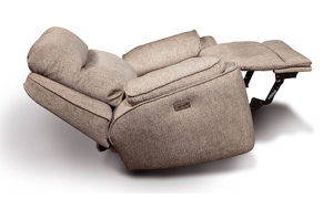 Infinite Motion Showstopper Driftwood Next Level Power Recliner