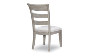 Belhaven Weathered White Dining Side Chair